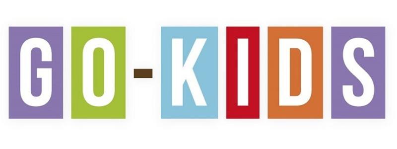 Go-Kids / Bezoekers & Boekers logo